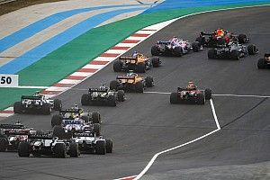El vuelta a vuelta animado del GP de Portugal 2020 de F1