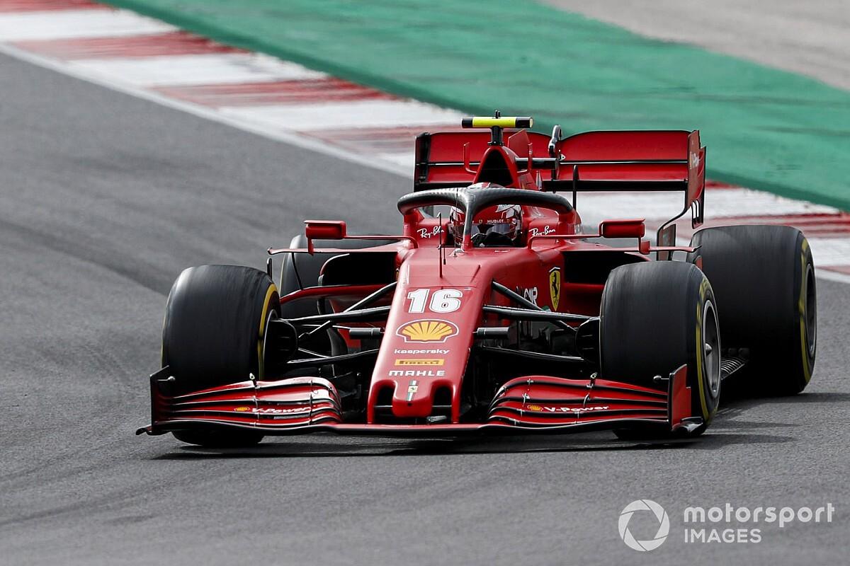 """Leclerc : """"C'était la meilleure Ferrari de la saison"""""""