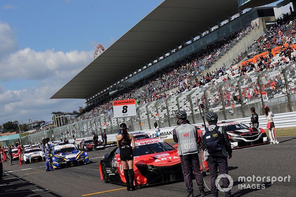 Super GT Suzuka Bentrok dengan Le Mans 24 Hours