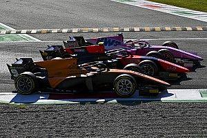 Положение в общем зачете Формулы 2 после субботней гонки в Монце