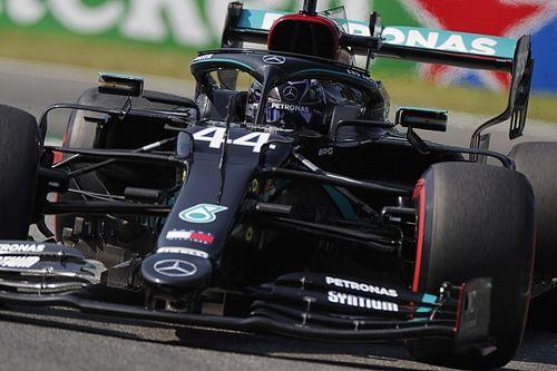 Volledige uitslag kwalificatie F1 Grand Prix van Italië