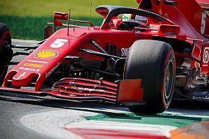 "Ferrari planning ""small upgrades"" for Russian GP"