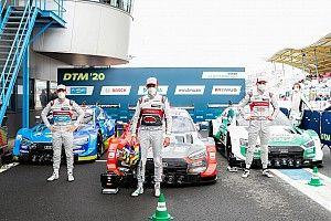 DTM Assen: Duval, Frijns'ın önünde pole pozisyonunu kazandı!