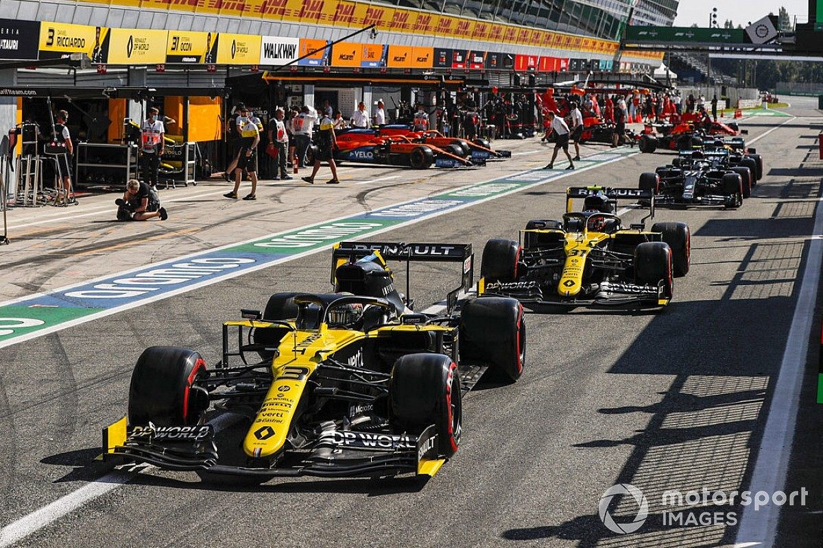 Ocon revient sur l'échange radio tendu avec Renault en fin de GP