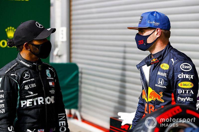 Hamilton should join Red Bull alongside Verstappen - Jordan