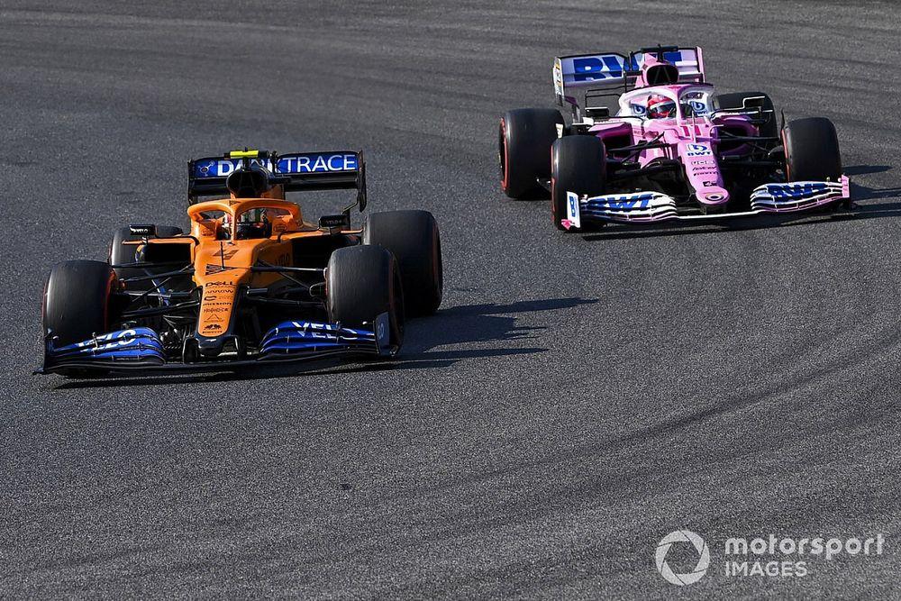 CEO da McLaren se diz surpreso com saída da Racing Point em caso de cópia de dutos