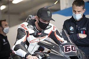Van der Mark voltooit in Estoril eerste testdag met BMW