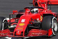 Poprawki nie służą Vettelowi