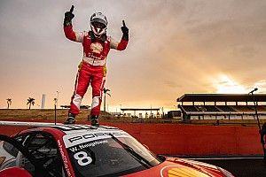 Porsche Carrera Cup: Neugebauer analisa condições difíceis até vitória