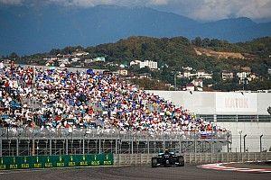 Toename coronagevallen F1 niet gelinkt aan fans bij Russische GP