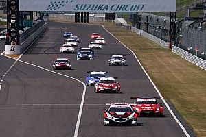 Five takeaways from Super GT's return to Suzuka