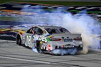 NASCAR Fort Worth: Kyle Busch beendet Durststrecke, stiehlt Playoff-Show