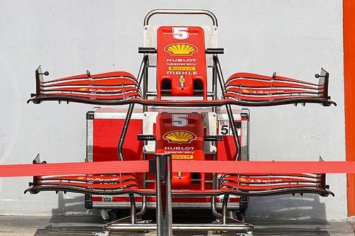 Formel-1-Technik: Detailfotos beim Emilia-Romagna-GP in Imola