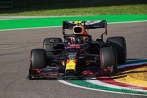 Bien qu'encore battu par Verstappen, Albon est satisfait