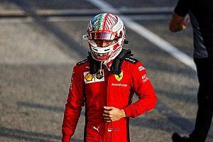 """""""Ik heb in 2020 geleerd geduldig te zijn"""", zegt Leclerc"""