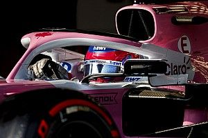 Małe wsparcie od sponsorów Pereza