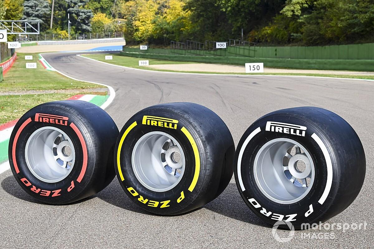 F1 takımları 2021 lastiklerini cuma antrenmanlarında test edecek