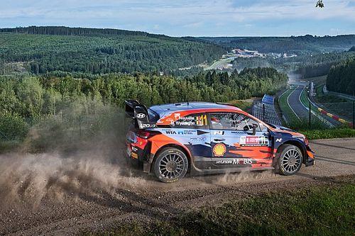 Fotogallery WRC: Neuville profeta in patria al Rally Ypres