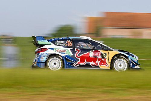 WRC Belçika: M-Sport Fourmaux'nun Ypres Rallisine veda ettiğini doğruladı