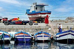VIDEO: Max Verstappen schittert in 'Ciao Palermo, Monza is calling!'
