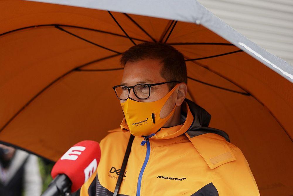 McLaren: Не пытались заставить Норриса заехать на пит-стоп