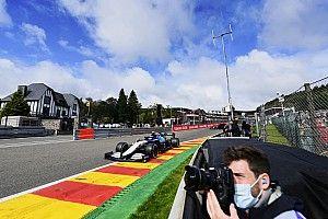 GALERÍA: las fotos del día del GP de Bélgica F1