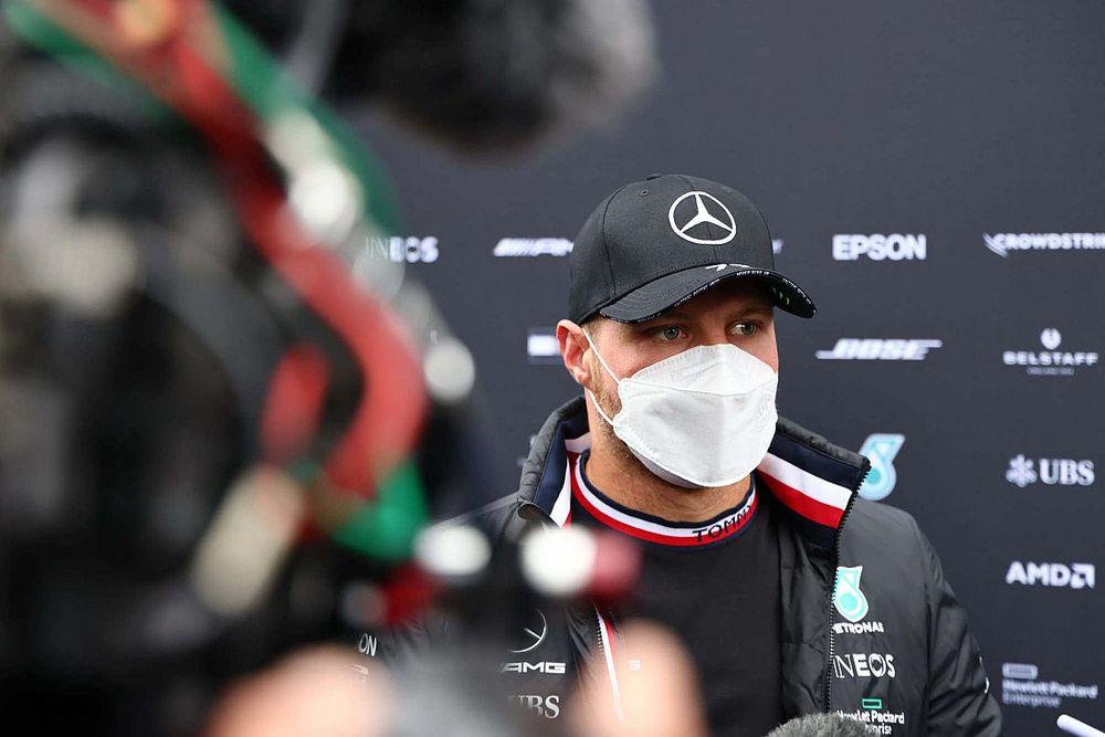 """Bottas quiere un contrato """"por varios años"""" en la F1"""