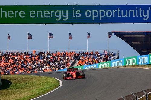 Volledige uitslag: Formule 1 Grand Prix van Nederland