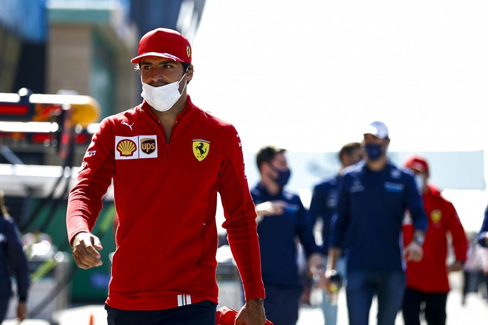"""Sainz és a Ferrari is válaszok után kutat a """"fájdalmas"""" Holland Nagydíj után"""