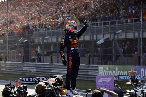 Verstappen pokonał Hamiltona