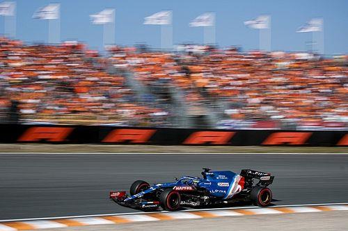 Alonso pide que la F1 aprenda del circuito de Zandvoort