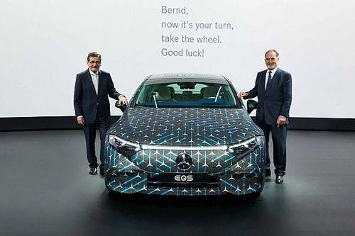 Hivatalos: 2030-tól kizárólag elektromos autók gyártására áll át a Mercedes