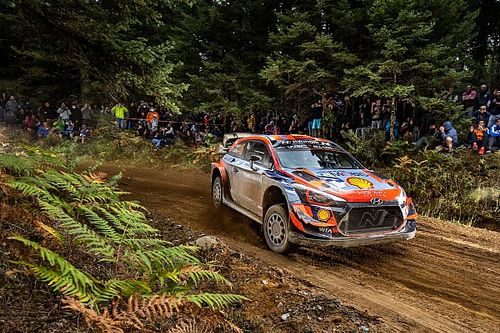 Solberg and Sordo to share third WRC Hyundai in 2022