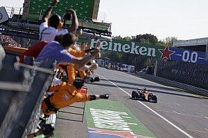 """Ceccarelli: """"Ero sul muretto per festeggiare la McLaren!"""""""