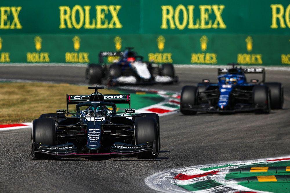 Alonso s'est plaint de Stroll, averti par les commissaires