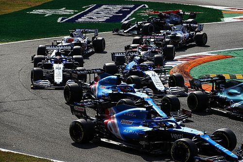 Alonso: F1 needs more equal cars so podium fight is open