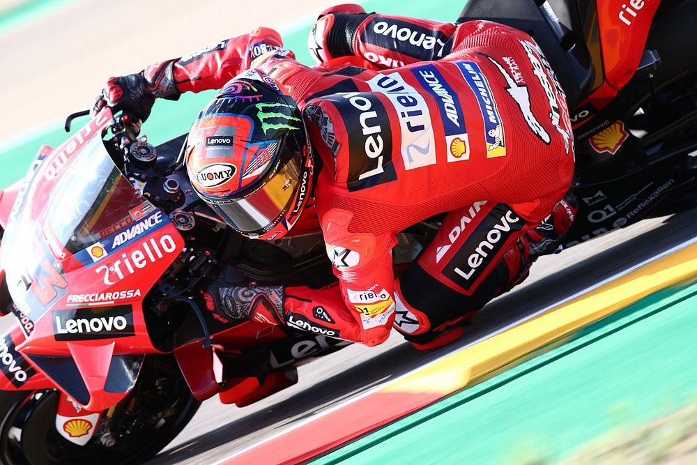 MotoGPアラゴン決勝:バニャイヤ、マルケスとの一騎打ちに勝ちMotoGP初優勝! 日本人初200GPの中上は10位