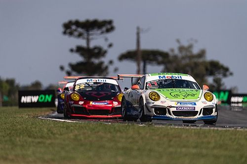 Porsche: Vencedor da GT3, Mauro revela problemas com o carro no fim de semana em Curitiba
