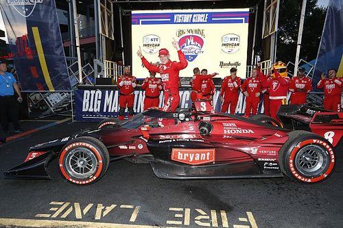 IndyCar: a Nashville Ericsson tampona Bourdais, poi vince!