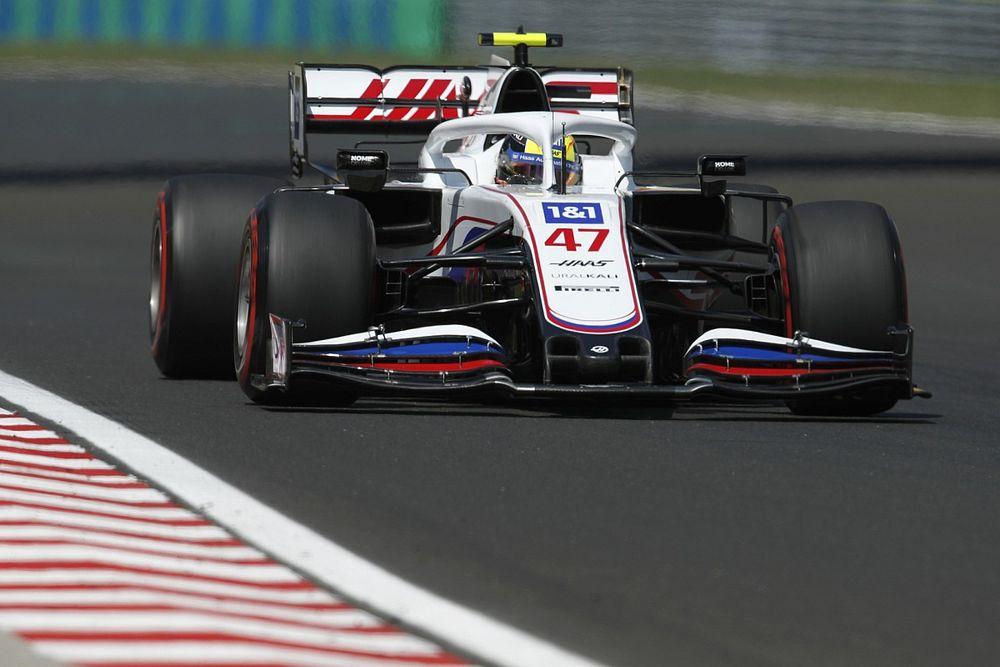 Schumacher yeni vites kutusuna geçiyor