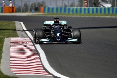 Hamiltoné az FP3, Schumacher csúnyán összetörte az autót