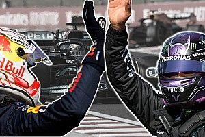 De F1-titelkansen van Verstappen en Hamilton volgens de wedkantoren