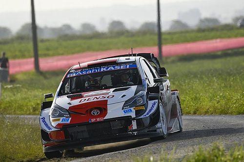 WRC, Rally Ypres, PS15: Ogier si avvicina al quarto posto