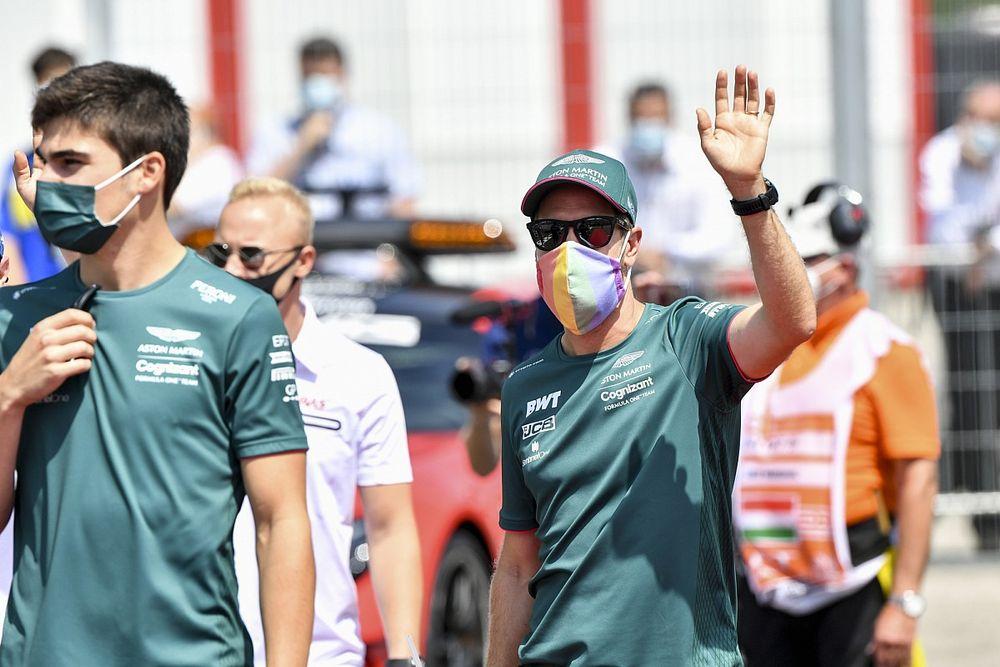 Vettel: Alonso a valaha volt legnagyszerűbb pilóták közé tartozik!
