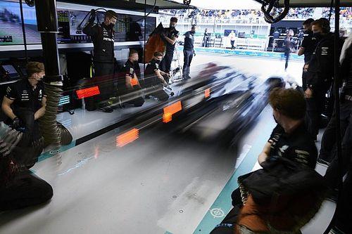 Новый мотор добавил Хэмилтону в квалификации 22 л.с.