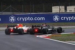 La FIA explique l'absence d'enquête sur la bataille Hamilton/Pérez