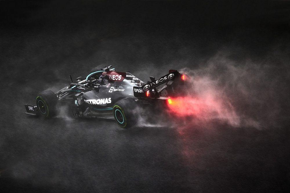 A Mercedes mostani formája mutatja, hogy nem hibáztak a korai 2022-es átállással