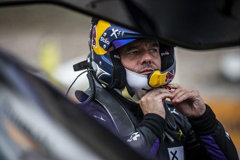 Sébastien Loeb en test avec M-Sport en Espagne !