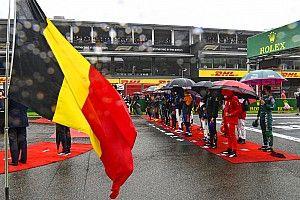 Положение в общем зачете Формулы 1 после Гран При Бельгии