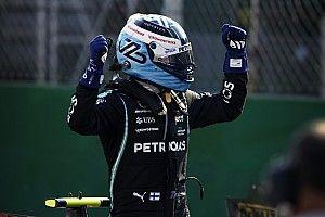 F1 Italian GP sprint race: Bottas wins as Verstappen grabs pole, Hamilton fifth
